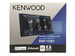 Doble din tátcil Kenwood DMX100BT